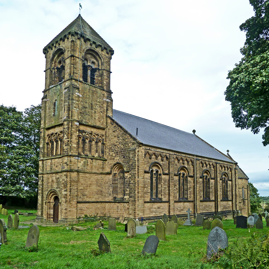 St Mary and St Michael, Whitley Lower