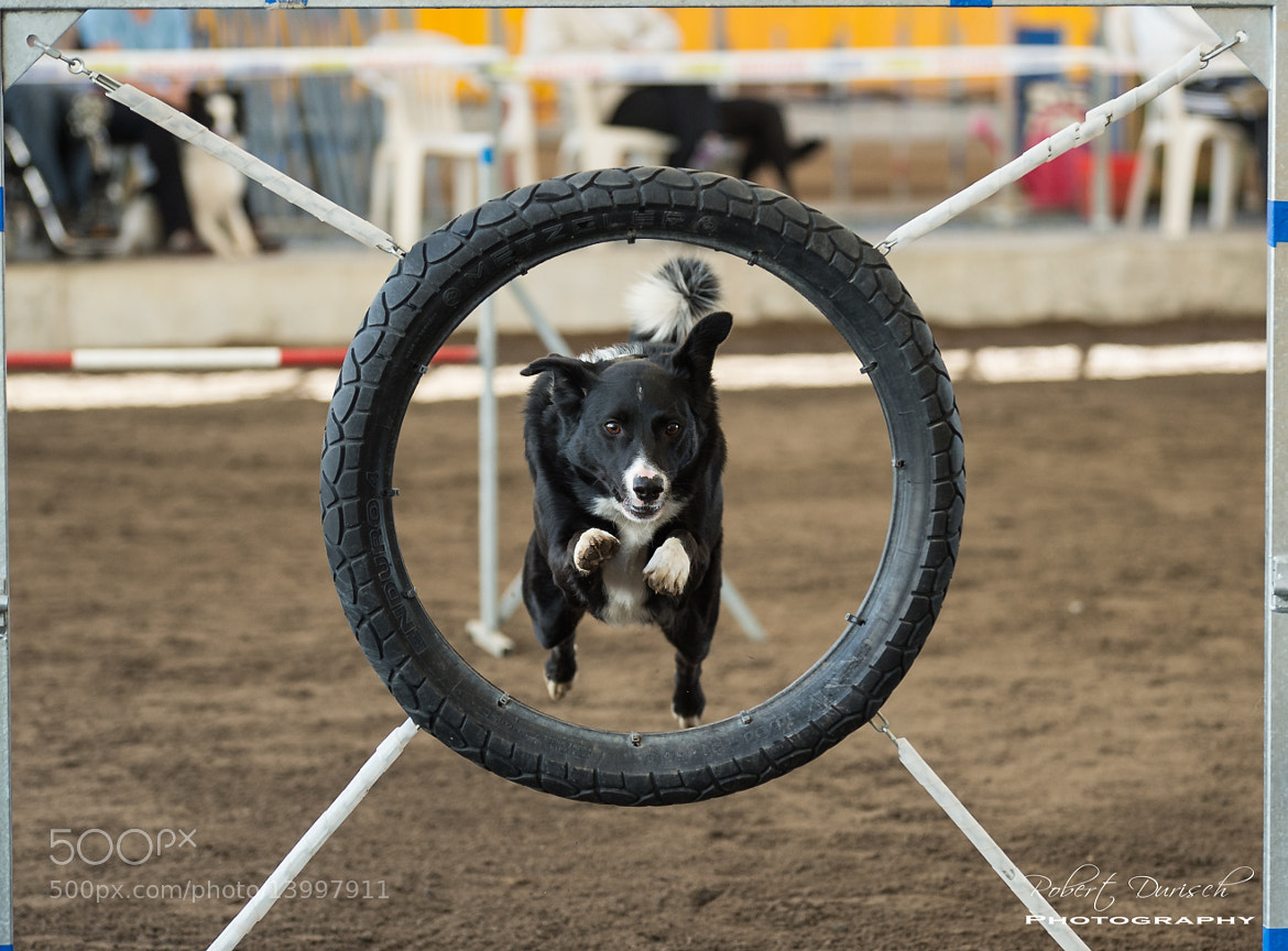 Photograph tyre jump by Robert Durisch on 500px