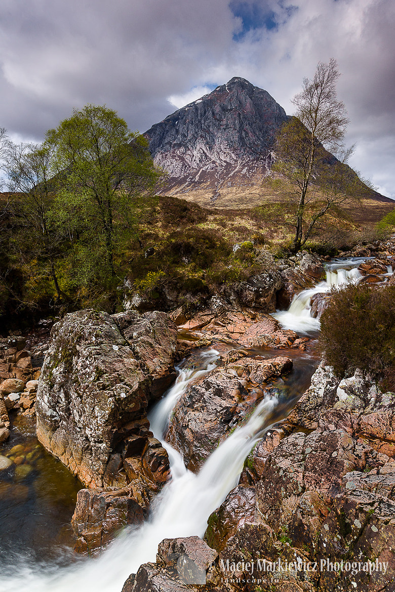 Photograph Buachaille Etive Mor by Maciej Markiewicz on 500px
