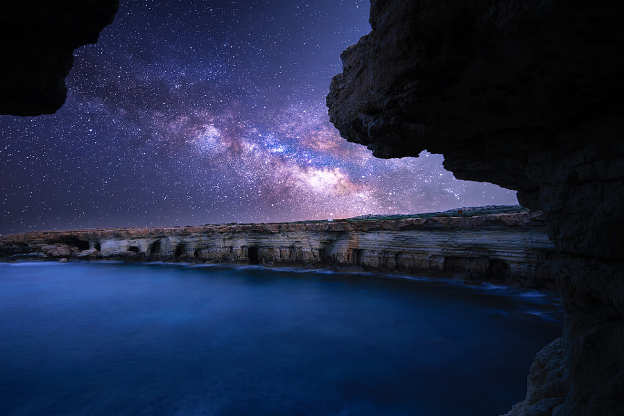 Window to Another World by Pavlos Pavlou