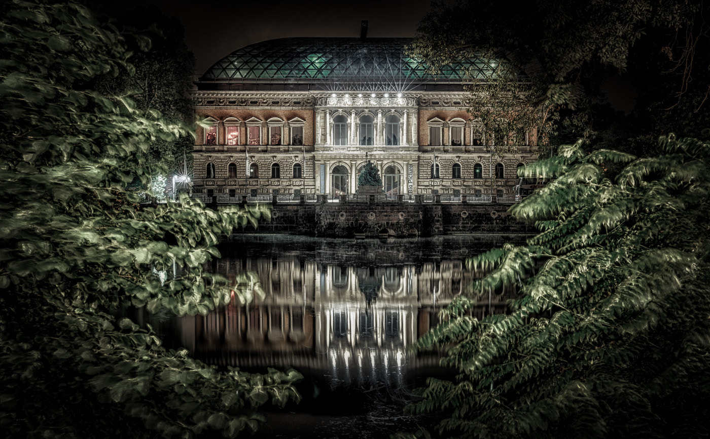 Photograph Ständehaus by Frank  on 500px
