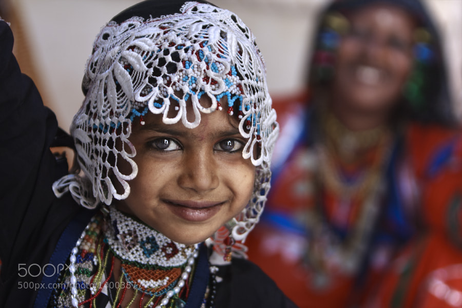 Photograph Portrait from India 8 by Zuhair Ahmad on 500px