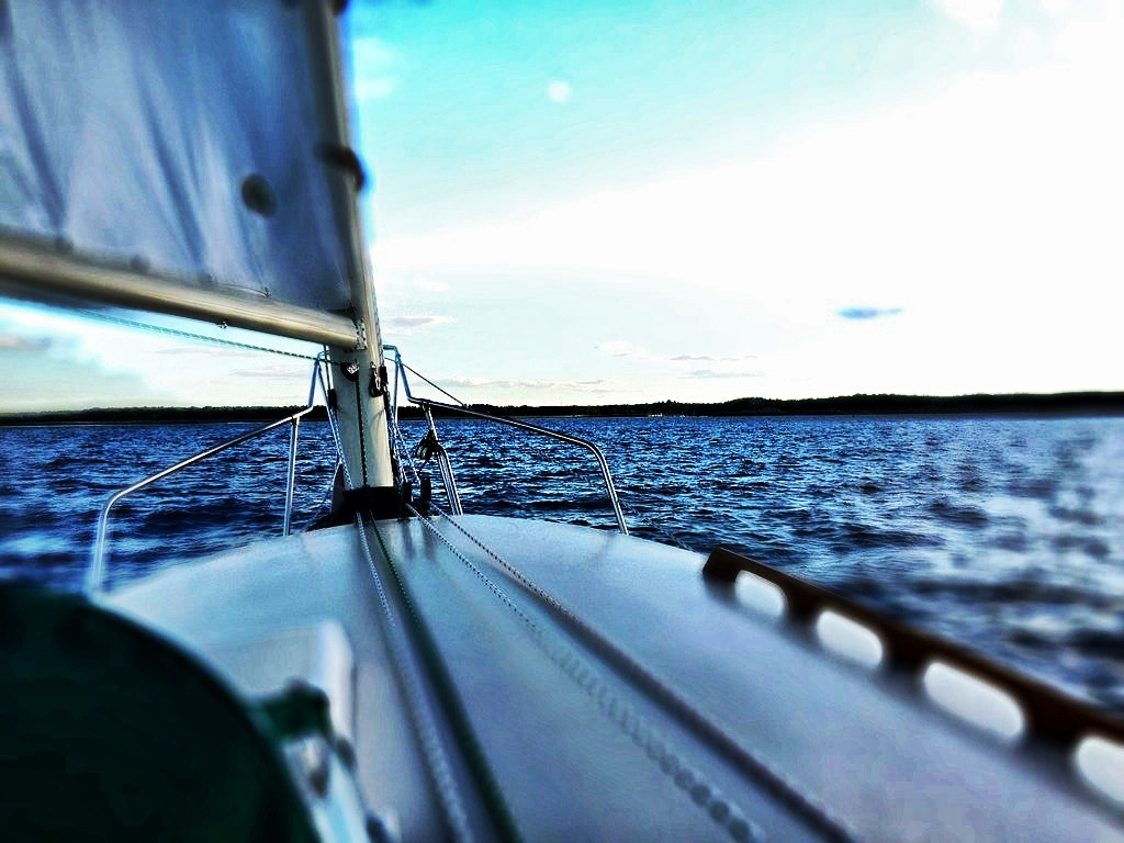Photograph Sailing #3 by Doug Eymer on 500px