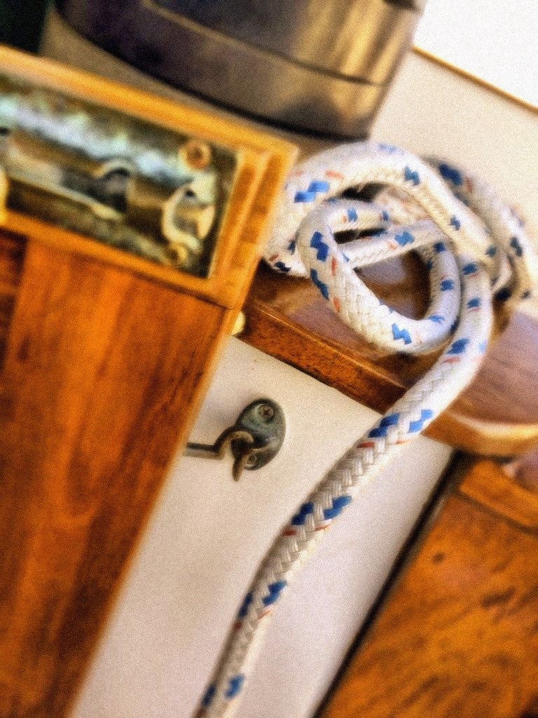 Photograph Cat Boat detail #1 by Doug Eymer on 500px