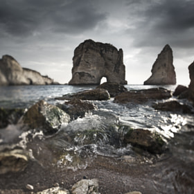 Shores of Beirut 1 by Alisdair Miller (almiller)) on 500px.com