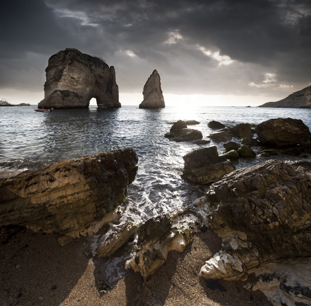 Photograph Shores of Beirut by Alisdair Miller on 500px