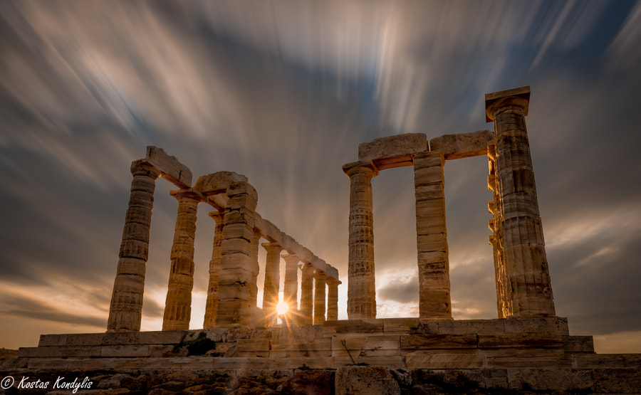 Temple of light by Kostas Kondylis on 500px.com