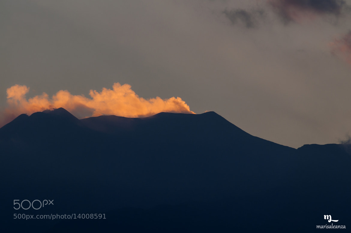 Photograph Mount Etna.  by marisa leanza on 500px