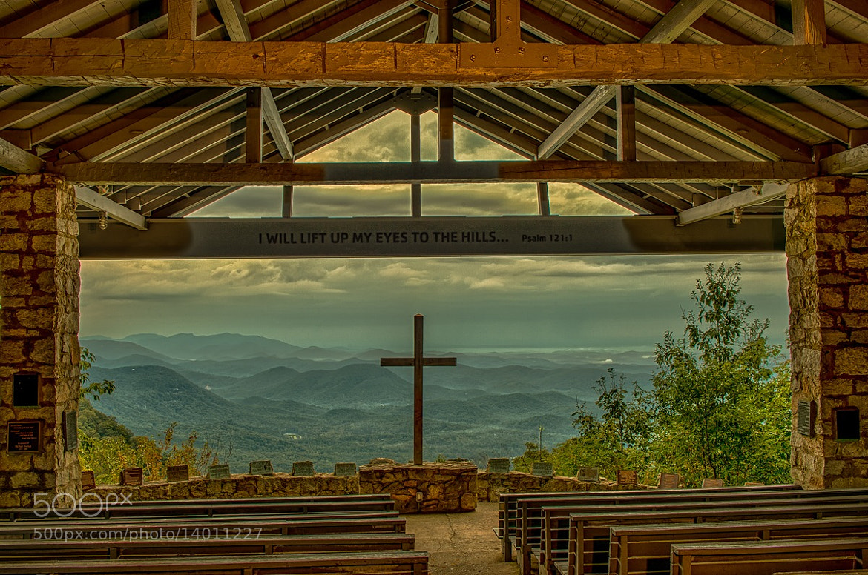 Photograph Pretty Place Chapel by Ken Toney on 500px
