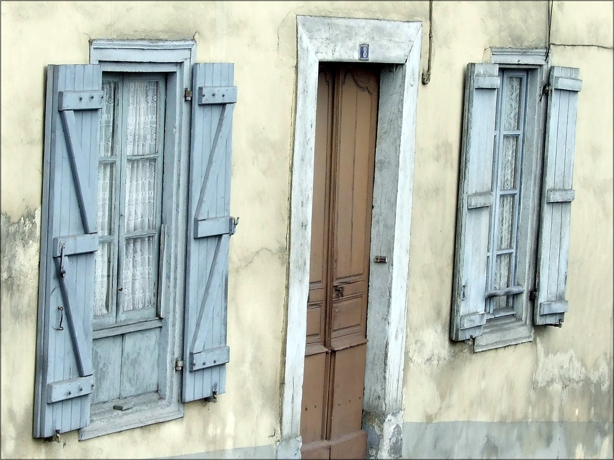 Photograph Old house by Mel Mel' on 500px