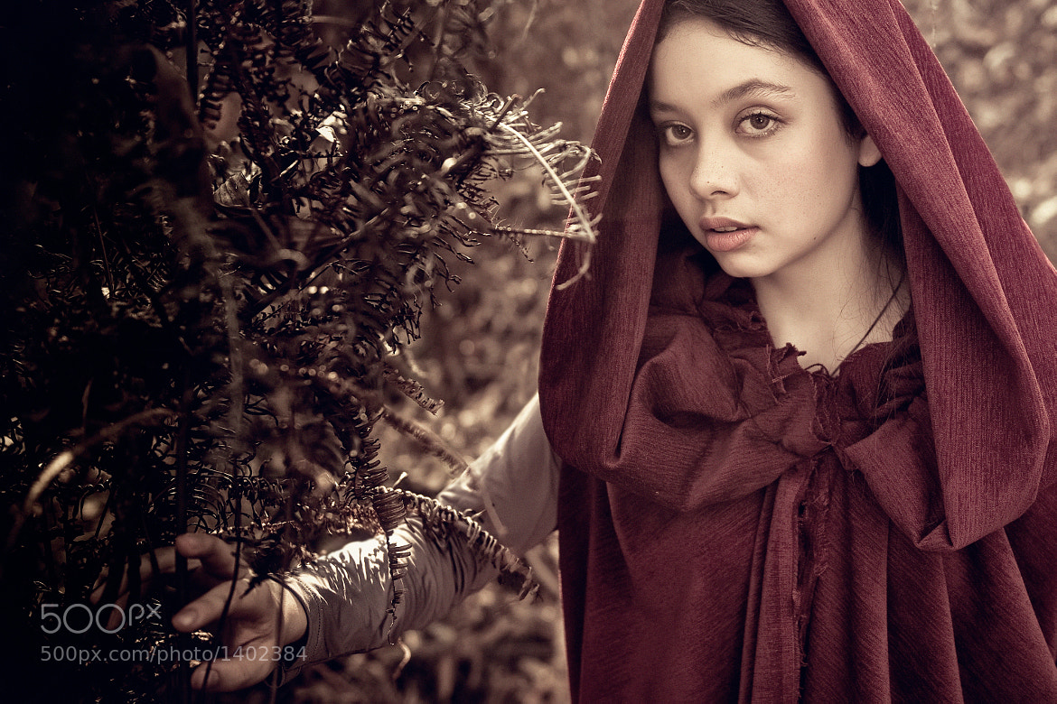 Photograph Red Riding Hood by Kharul  Akmal on 500px
