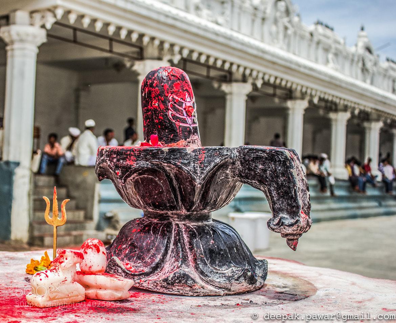 Photograph Lord Shiva pindi by Deepak Pawar on 500px