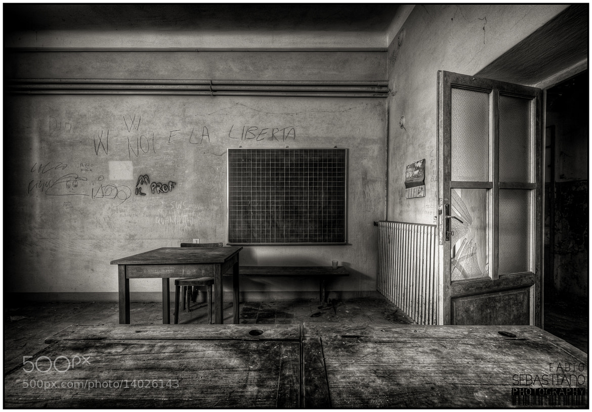 Photograph The nerds always sit in the front row. by Fabio Simone Sebastiano on 500px