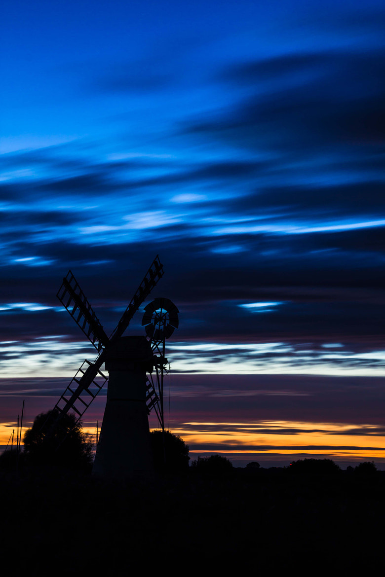 Photograph Blue Hour by Gail Sparks on 500px