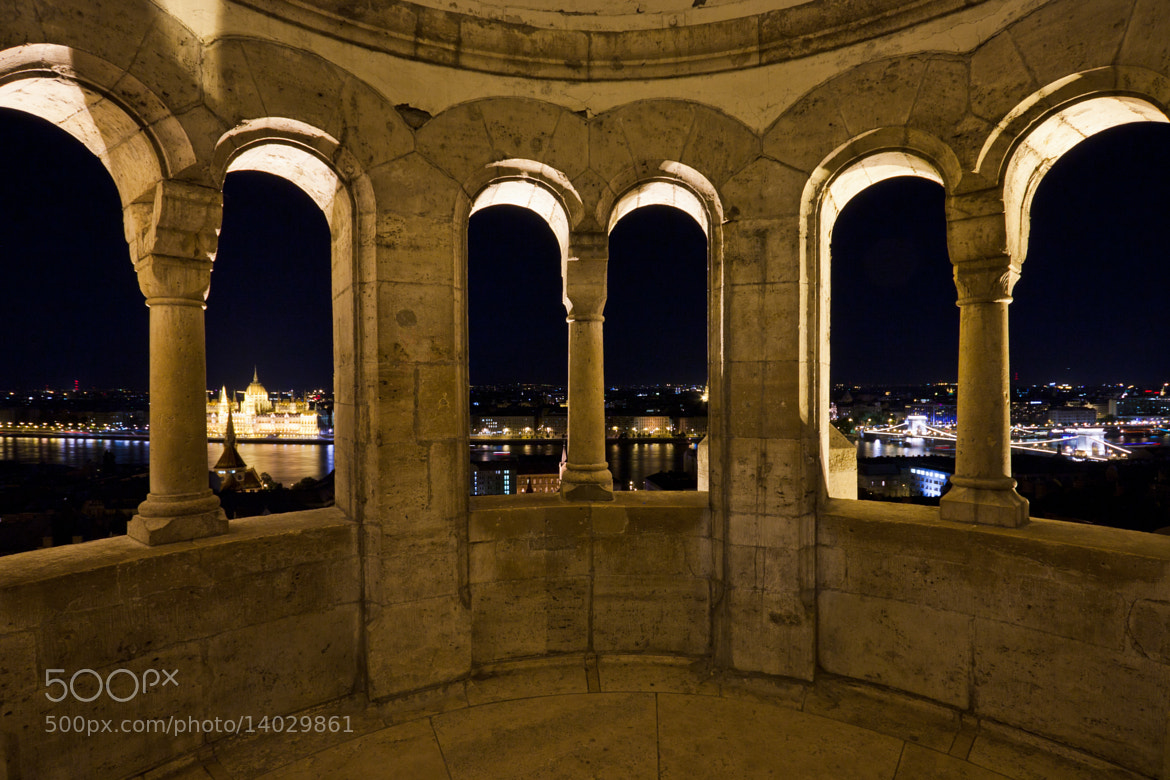 Photograph The Budapest Project #2: View from Fisherman's Bastion by Tamás Kecskés on 500px