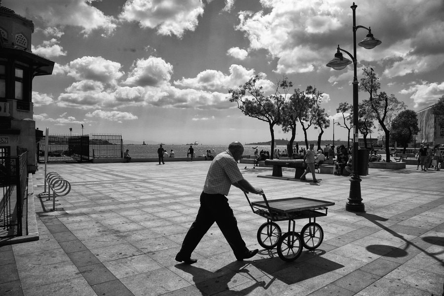 Photograph On Duty by Onur Pinar on 500px