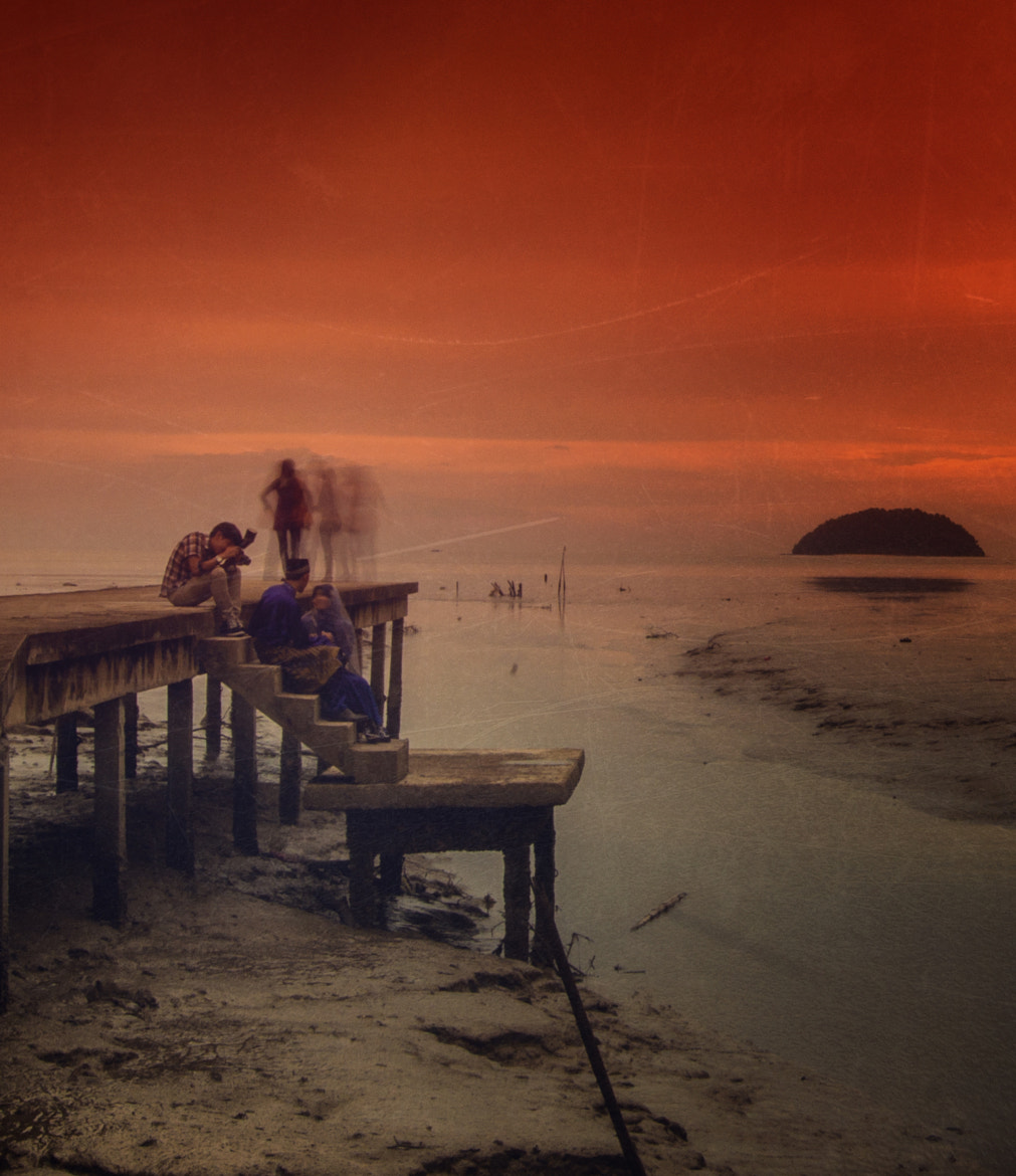 Photograph Lonely Evening by Adamerah Photography on 500px