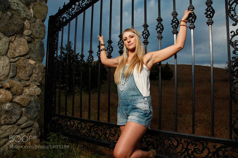 Photograph Jenna by Travis McCullar on 500px