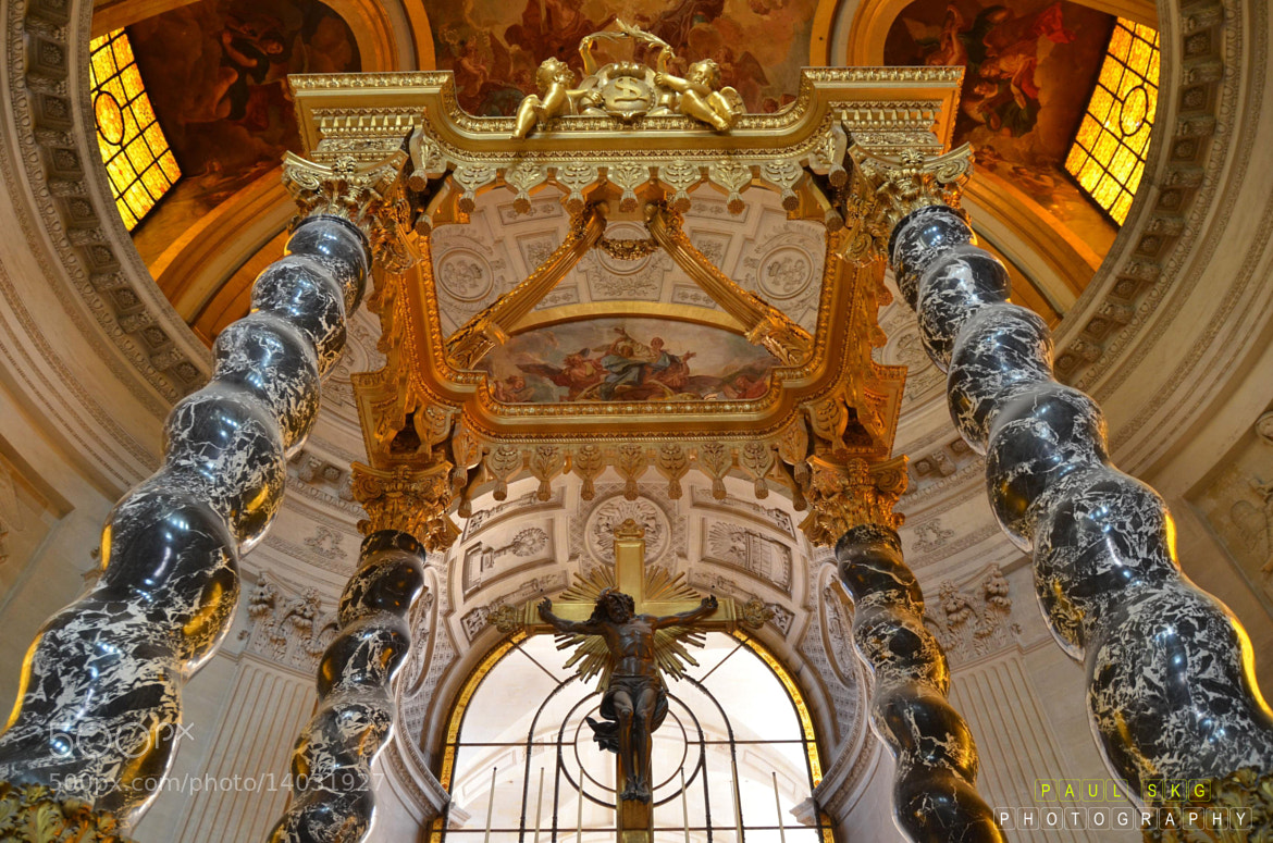 Photograph Invalides by Paul SKG Photography on 500px
