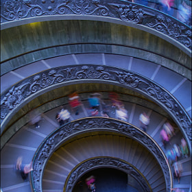 michelangelo stairs by Fedor Volkov (Sk1ver)) on 500px.com