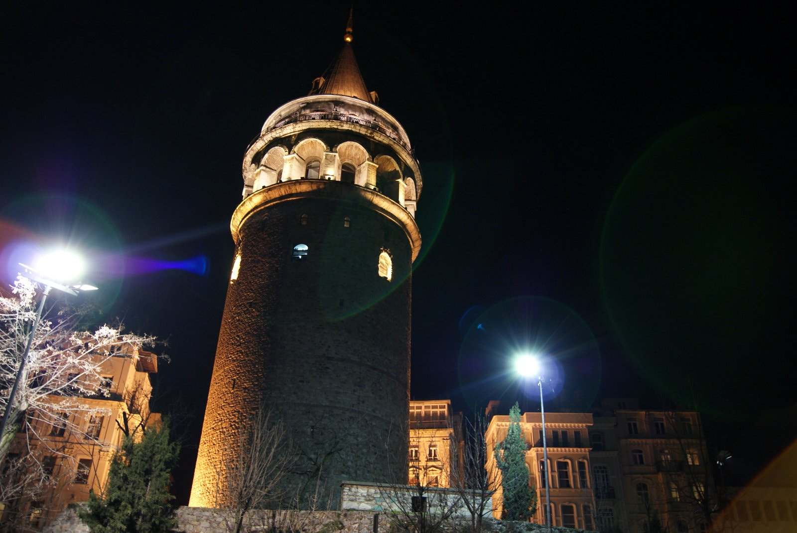 Photograph Galata Tower by Dimitris Pouliezos on 500px
