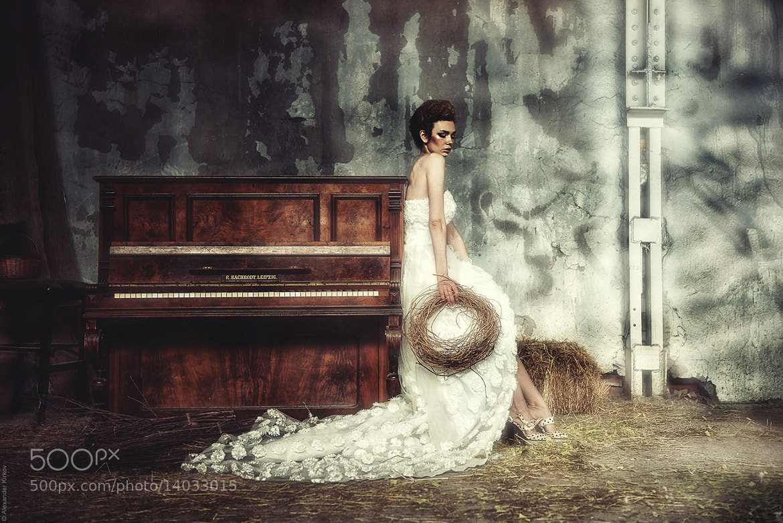 Photograph Julia by Alexander Kirkov on 500px