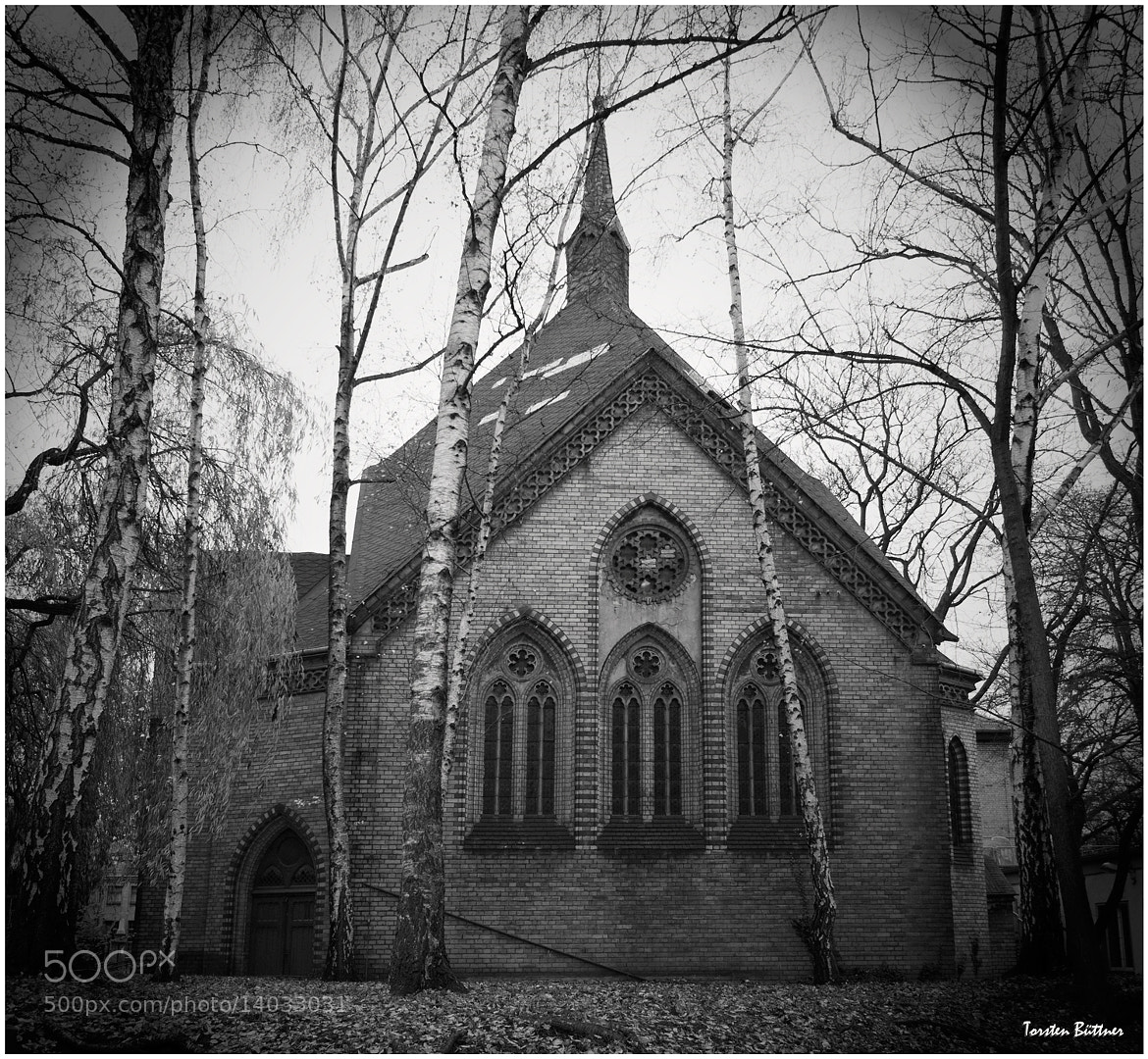 Photograph Hospital chapel by Torsten Büttner on 500px