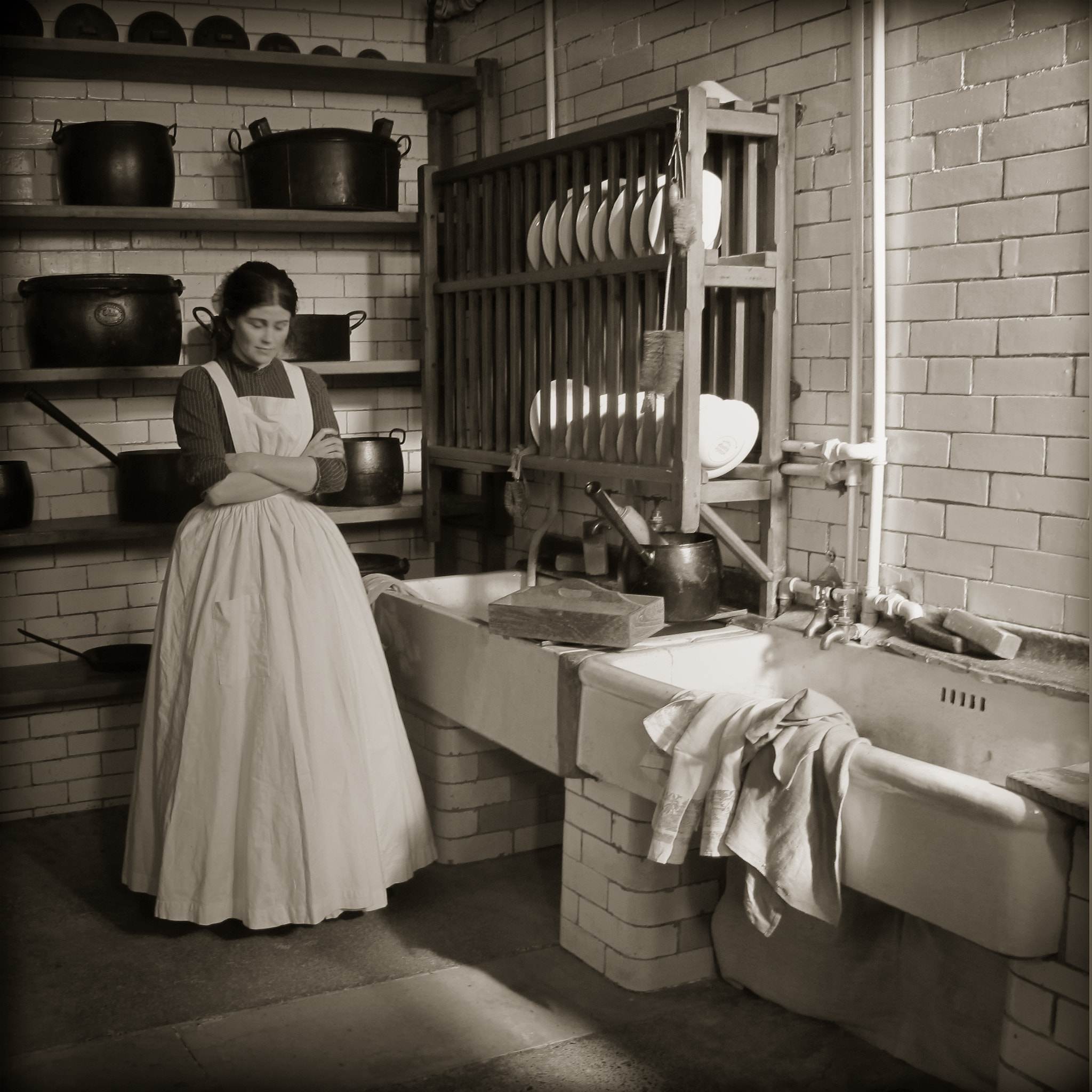 Photograph The Dishwasher, old style. by Jim Downie on 500px