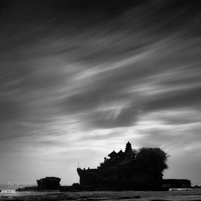 Photograph Tanah Lot by Hengki Koentjoro on 500px