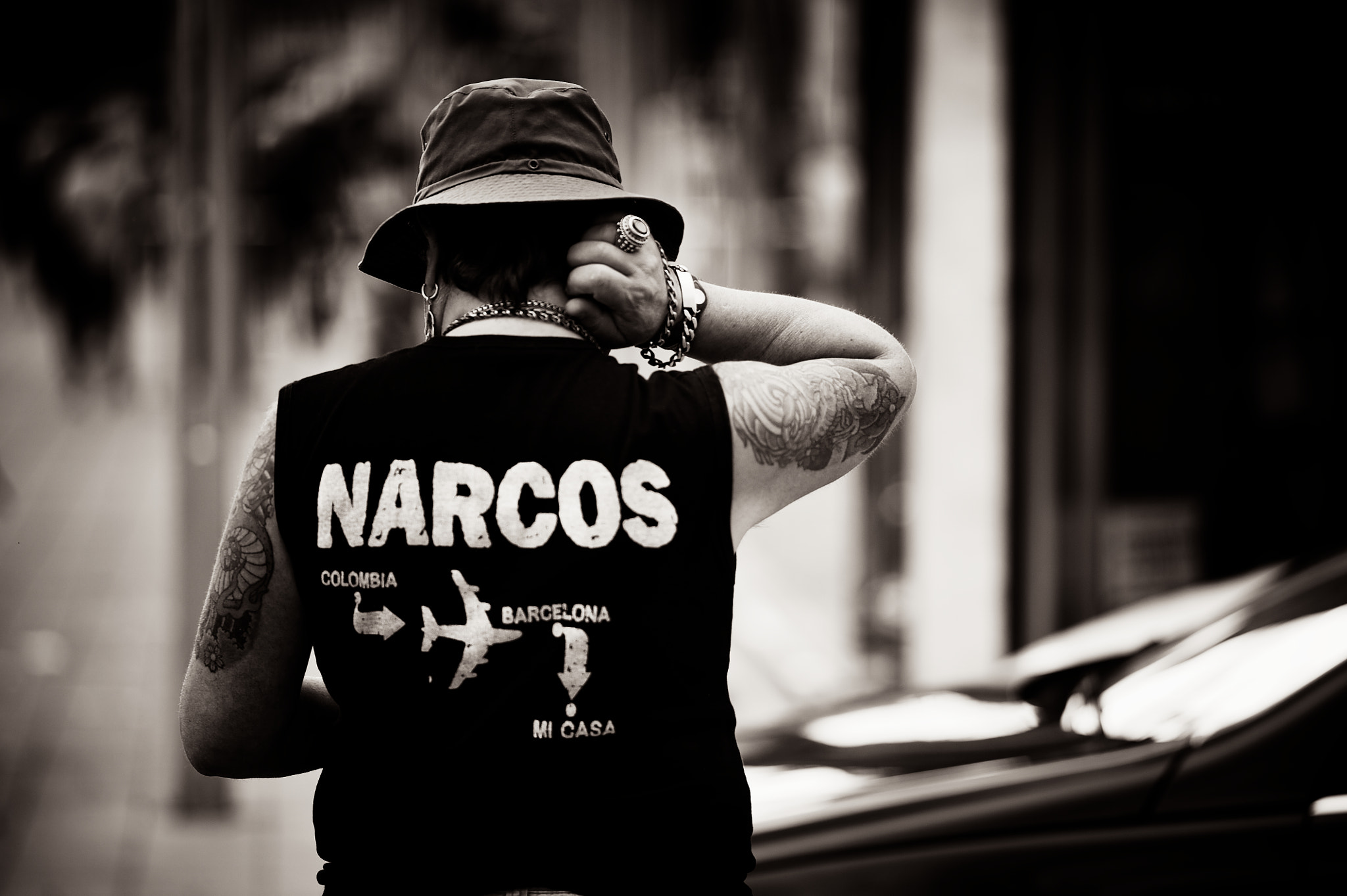 Photograph Narcos by Yovko Lambrev on 500px