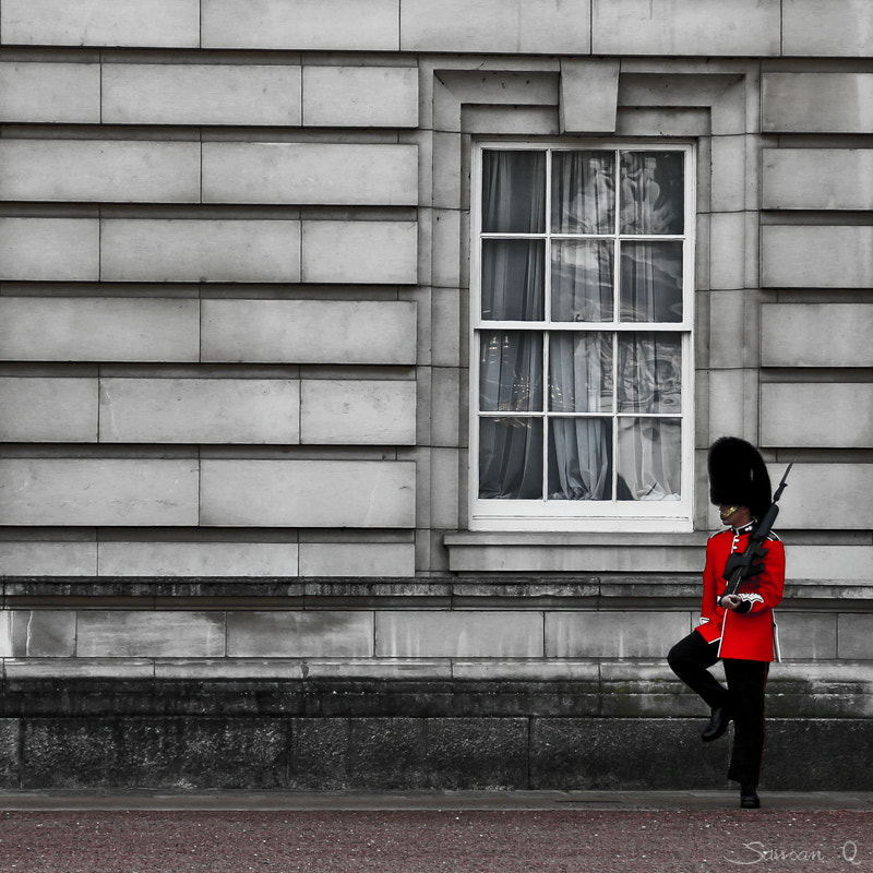 Photograph The Guard .. by Sawsan Mohammed on 500px