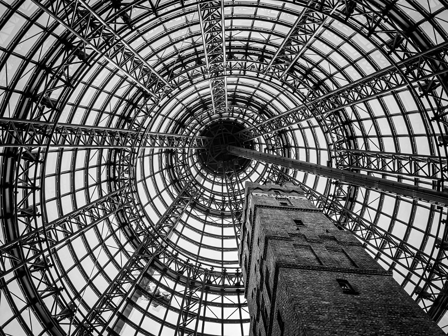 Melbourne Central 2015 by Travis Chau on 500px.com