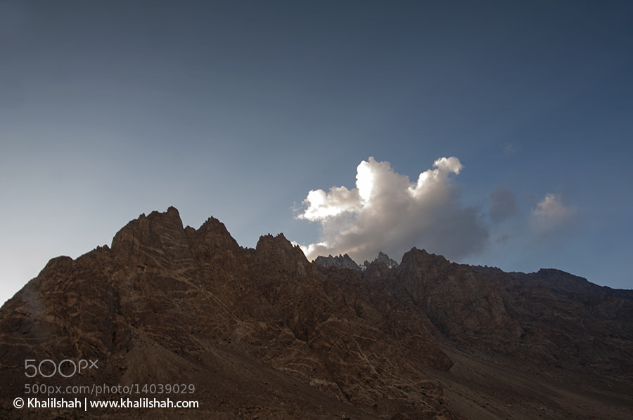 Photograph Evening time near hunza by Khalil Shah on 500px