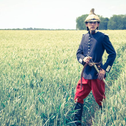 French Cavalery*, Canon EOS 550D, Canon EF 28-300mm f/3.5-5.6L IS