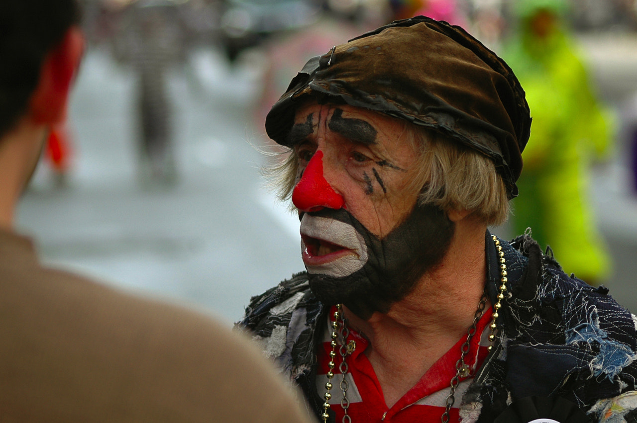 Photograph Why are clowns so depressing? by Robert Francis on 500px