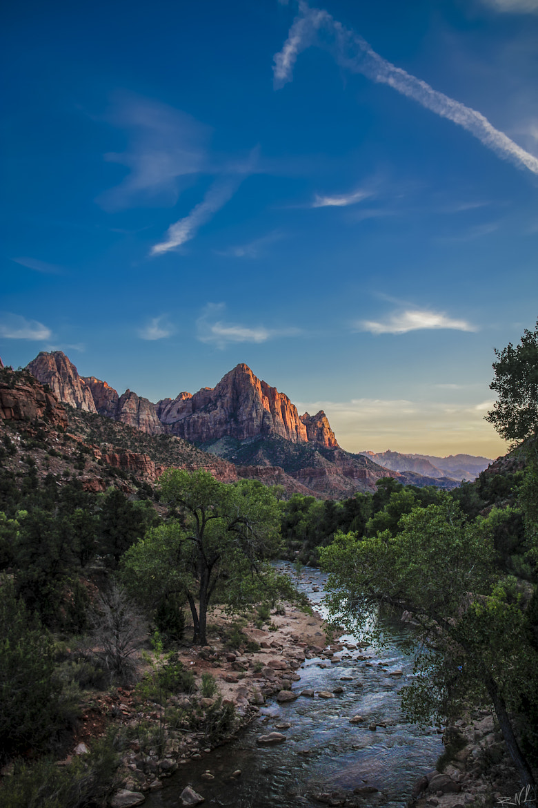 Photograph Zion Sunset by Rob Nelson on 500px