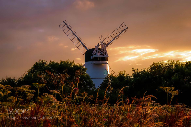 Photograph Windmill by julian john on 500px