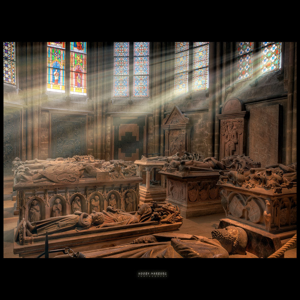 Photograph The Crypt by Hooby Marburg on 500px