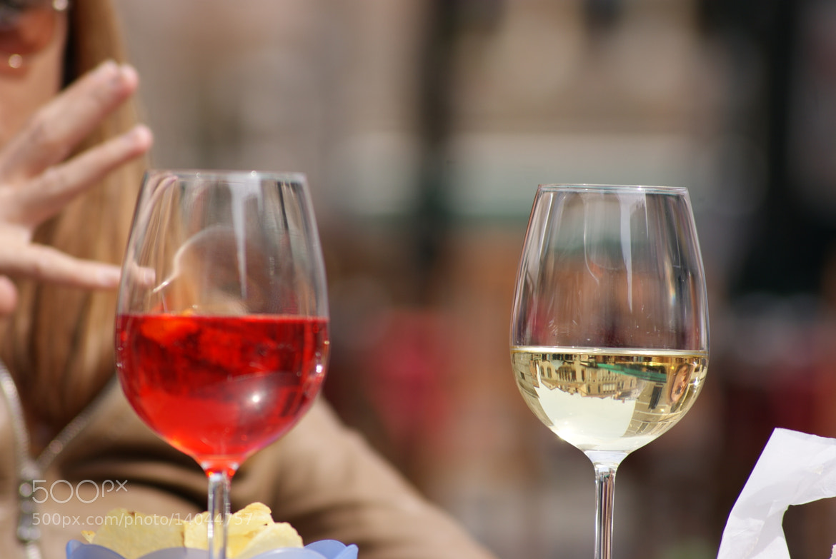 Photograph Glasses of wine by Dimitris Pouliezos on 500px