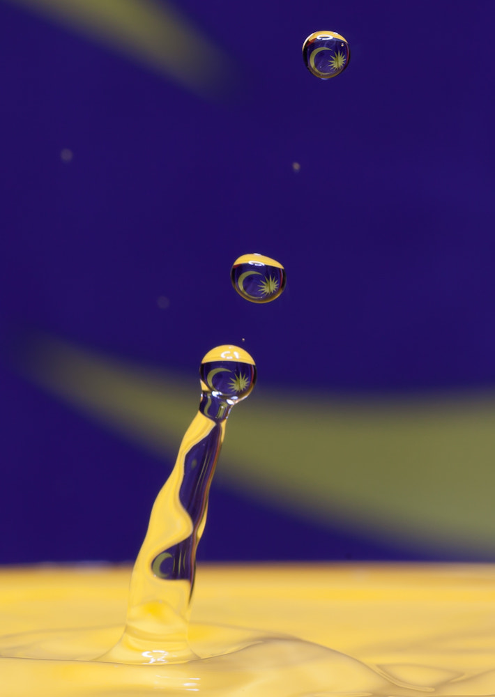 Photograph MALAYSIA IN DROPLETS by Agoes SK on 500px