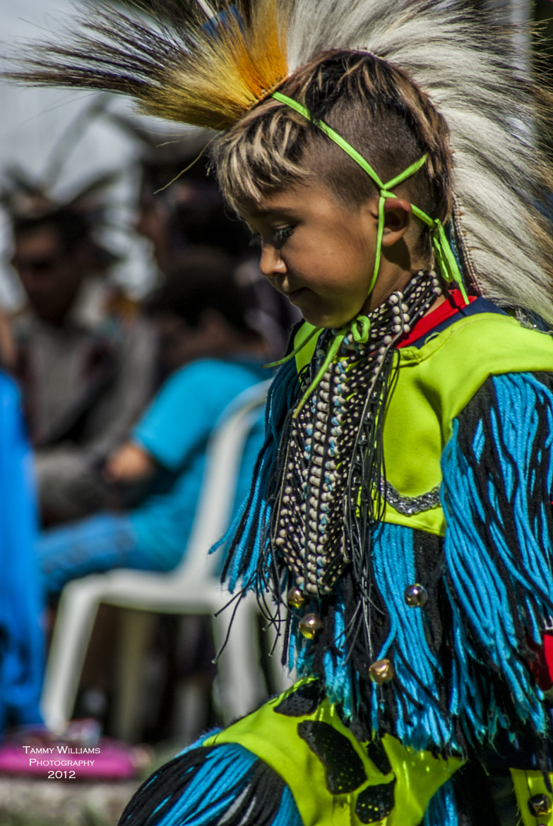 Photograph Gold River Powwow - 4th time dancing by Tammy Williams on 500px