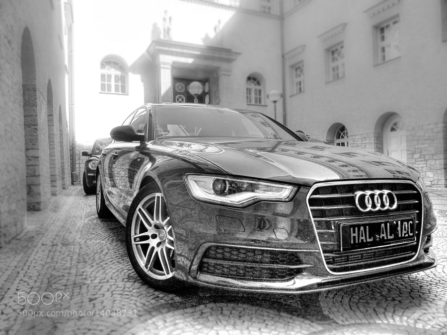 Photograph Audi A6 by Vladislav Petrov on 500px