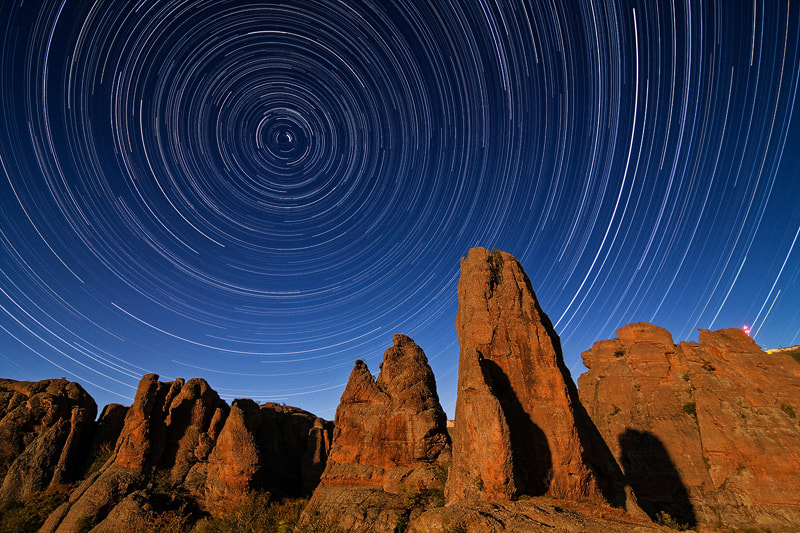 Rocks and Stars by Tihomir Mladenov on 500px.com