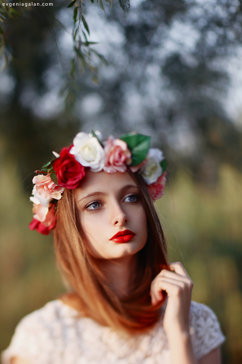 Photograph Ksenya by Evgenia Galan on 500px