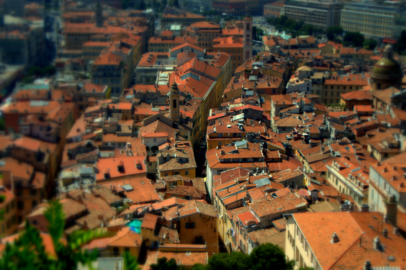 Photograph vieux Nice by km/ /sf on 500px