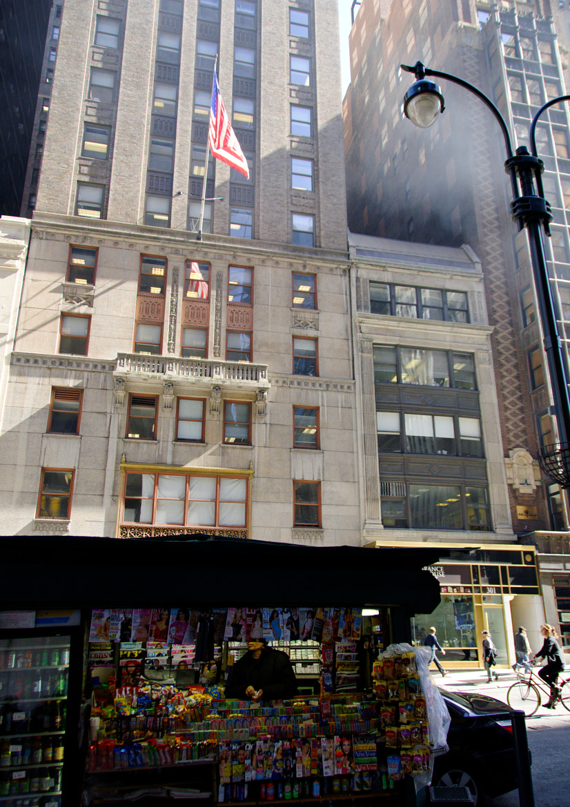 Photograph New York 5th avenue by km/ /sf on 500px