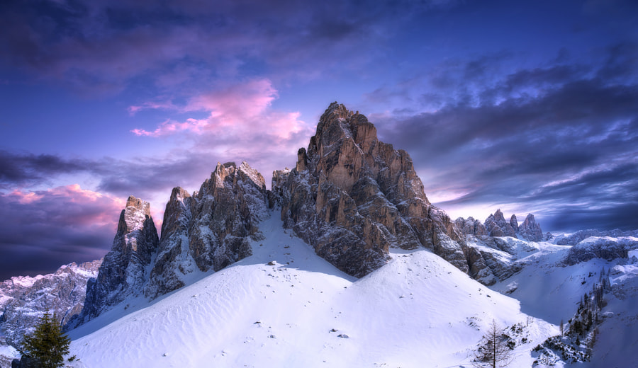 Dolomiten by Thomas Fliegner on 500px.com