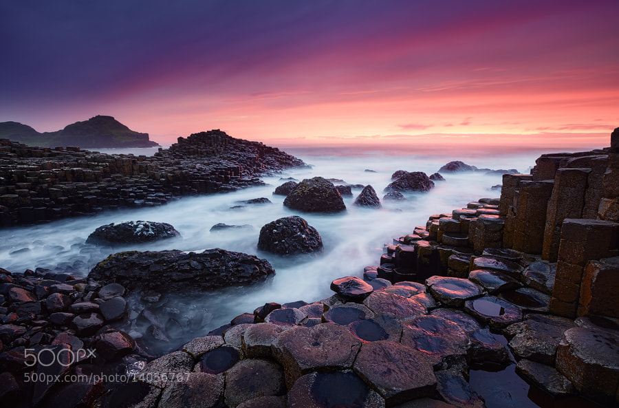 Photograph Causeway Dream by Michael  Breitung on 500px