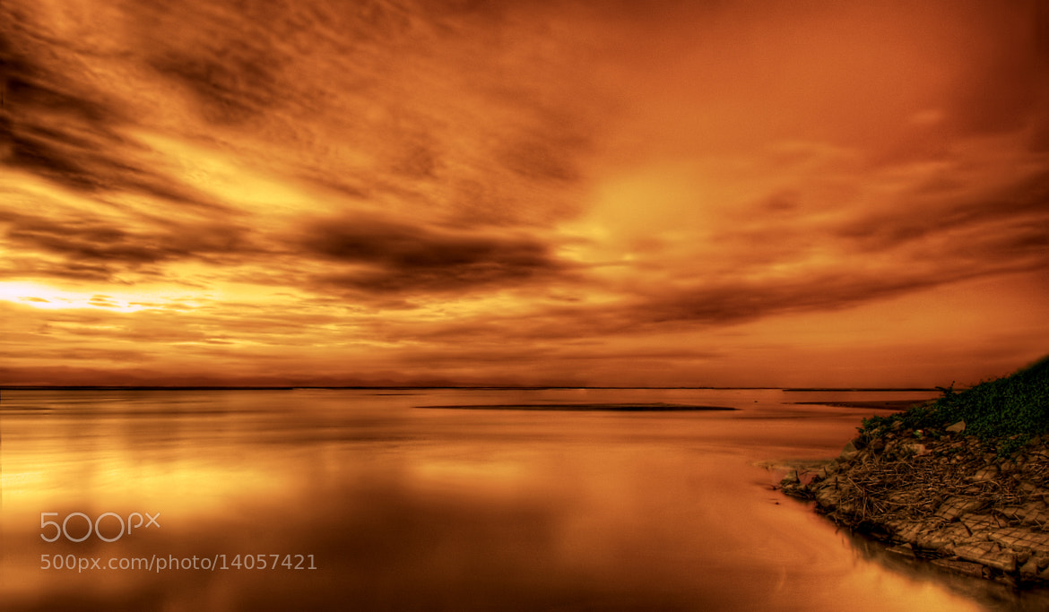 Photograph The Calm by Himanish Goswami on 500px