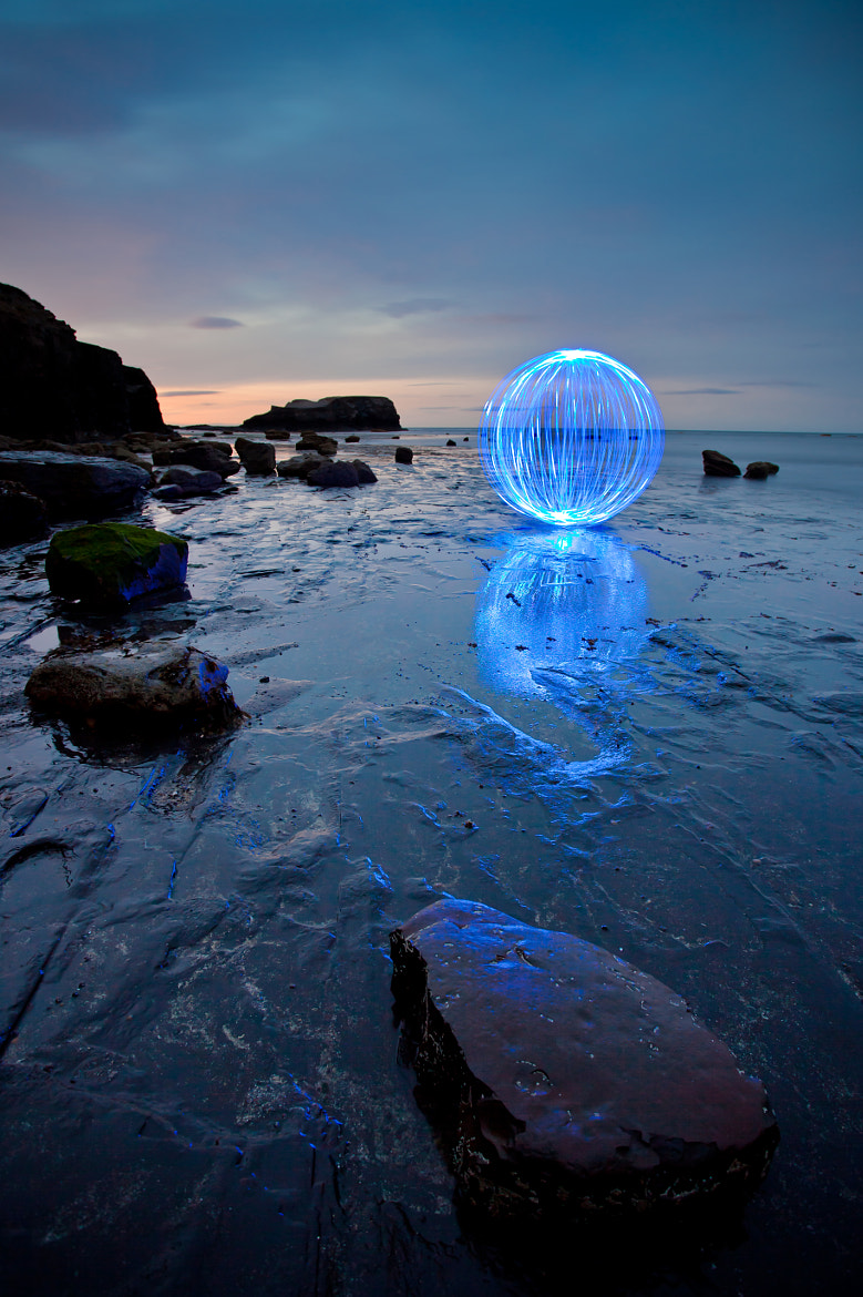 Photograph Saltwick Orb by Nick Hill on 500px